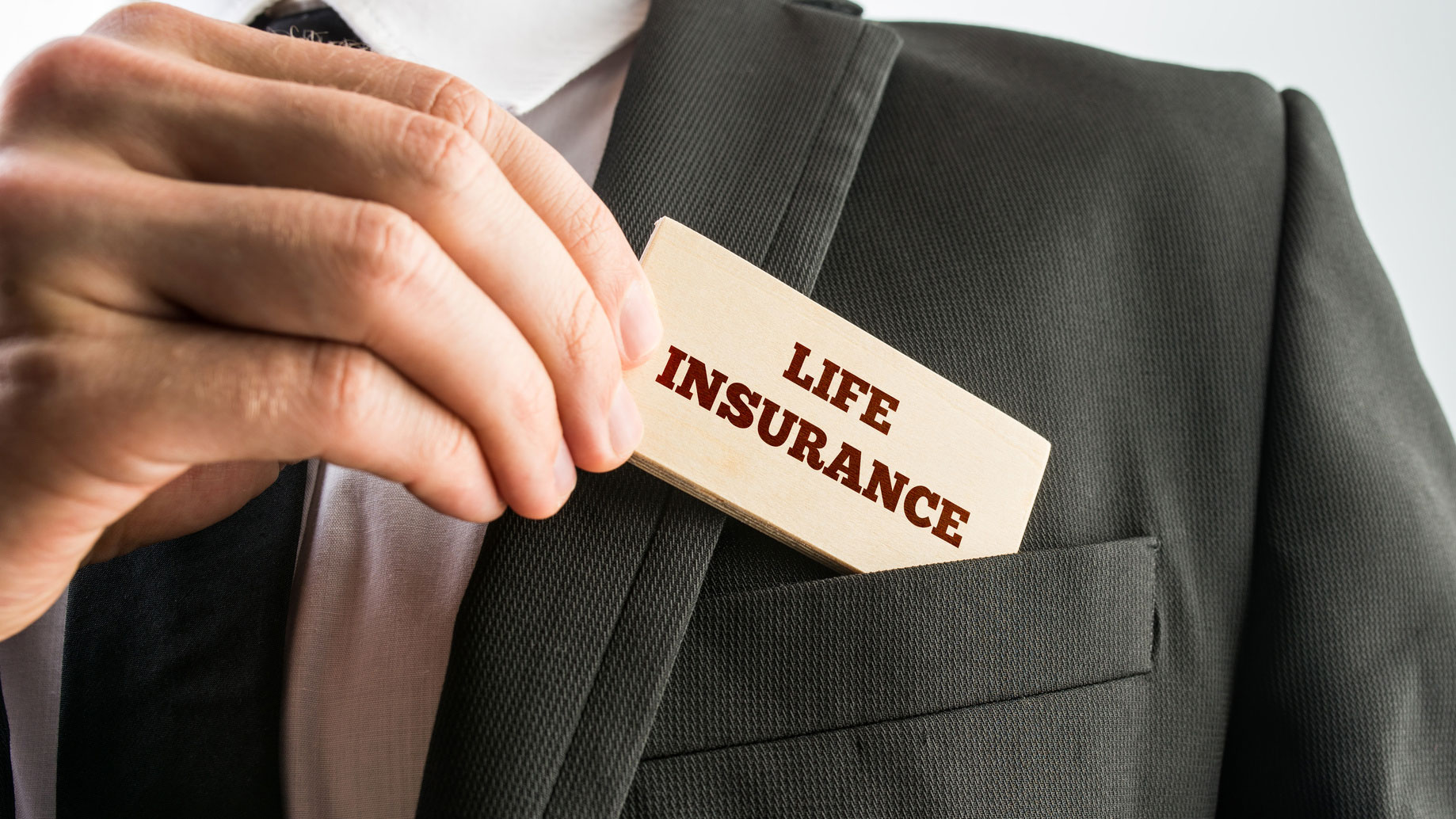 Image result for Telling the good and bad to Life Insurance Agent
