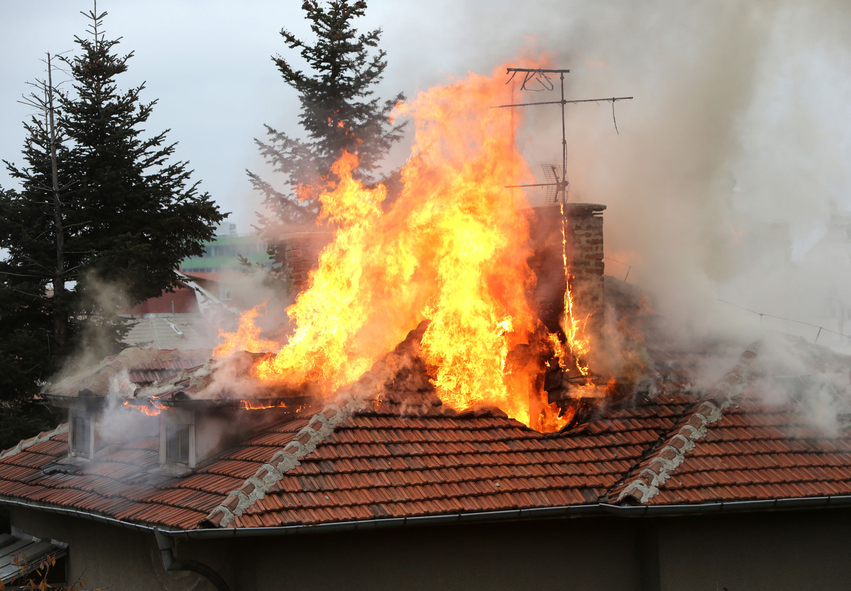 Fires & Home Insurance Los Angeles, CA