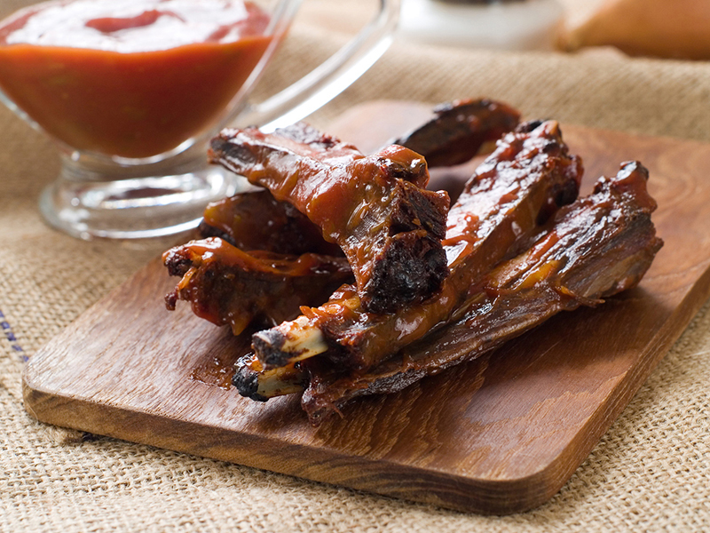 4th of July Special Recipe: Baby Back Ribs