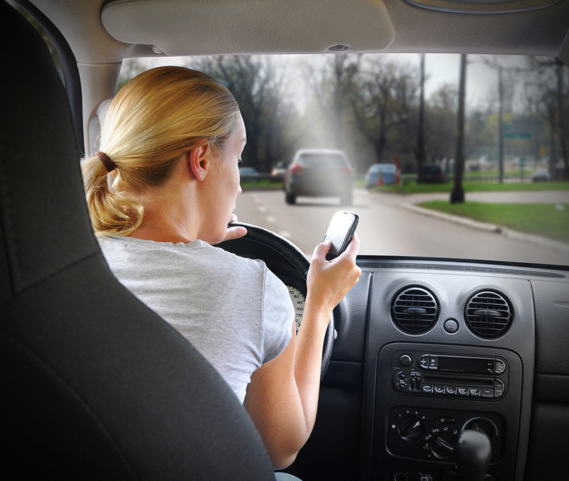 Distracted Driving: The Risk Unseen