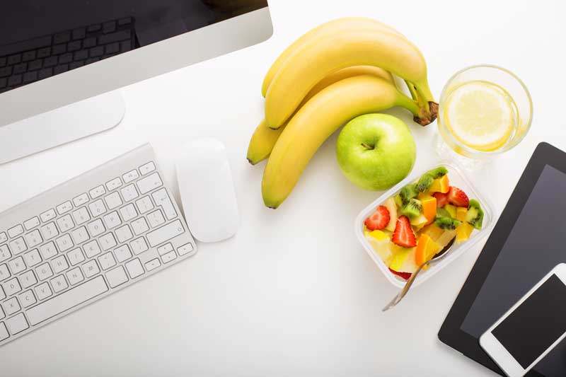 Healthy Office Snack Ideas