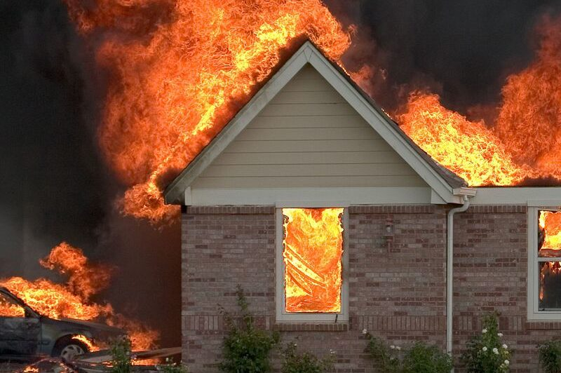 Watch Out for These Surprising Fire Hazards Around Your Home