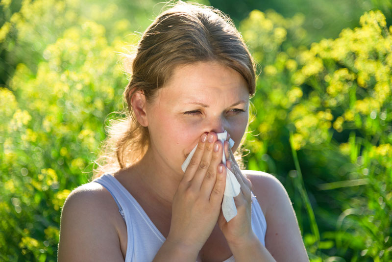 How to Survive Allergy Season Easily