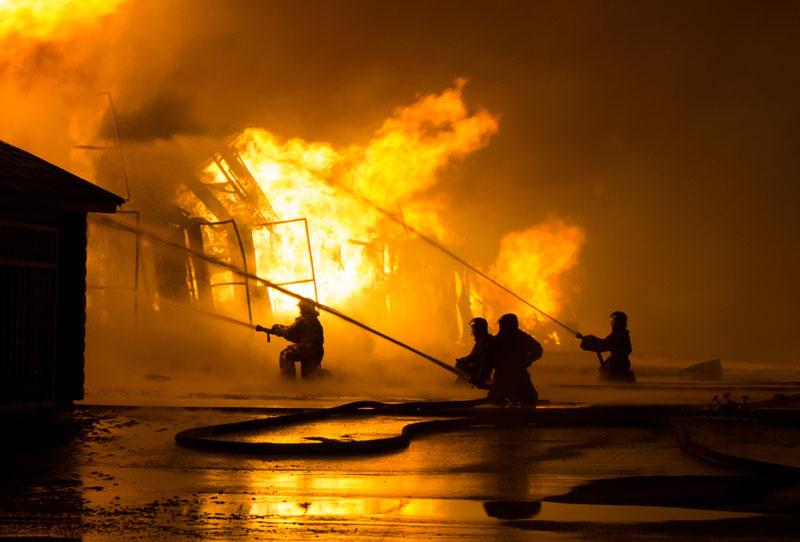 Is Your Fire Sprinkler System at Risk?