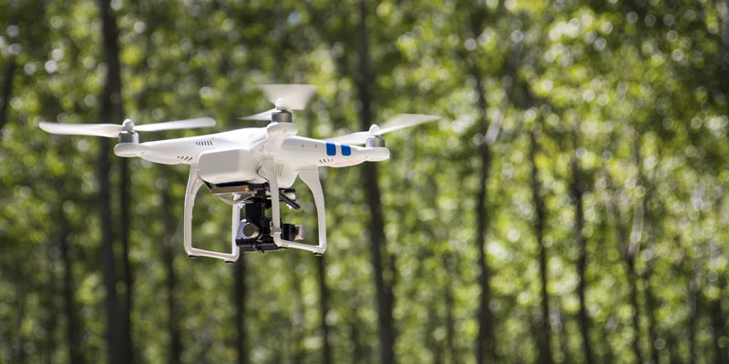 Business Use Drones? Be Sure to Comply with Part 107